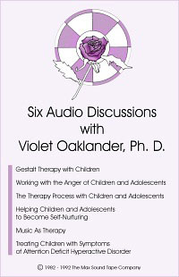 Violet Oaklander Audio Sets